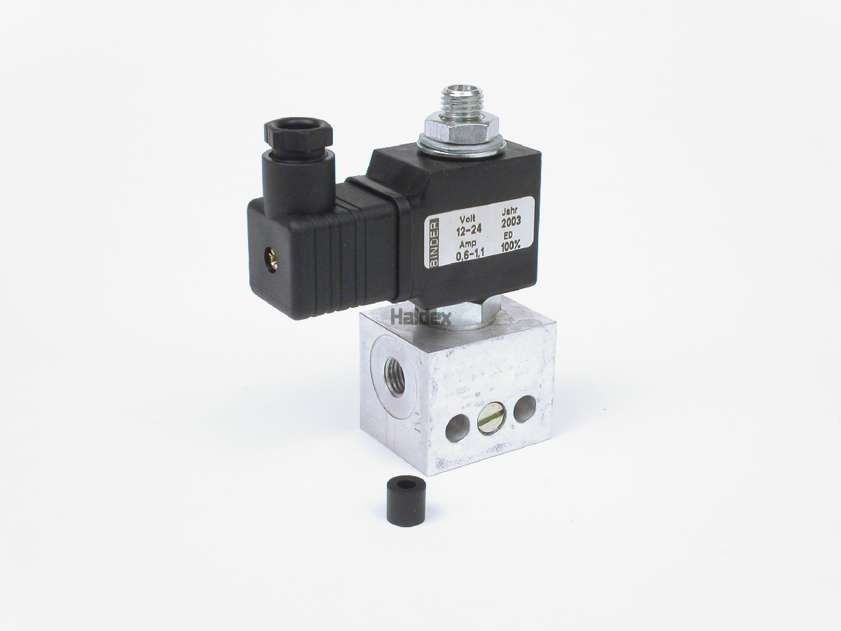 on Air Suspension Solenoid