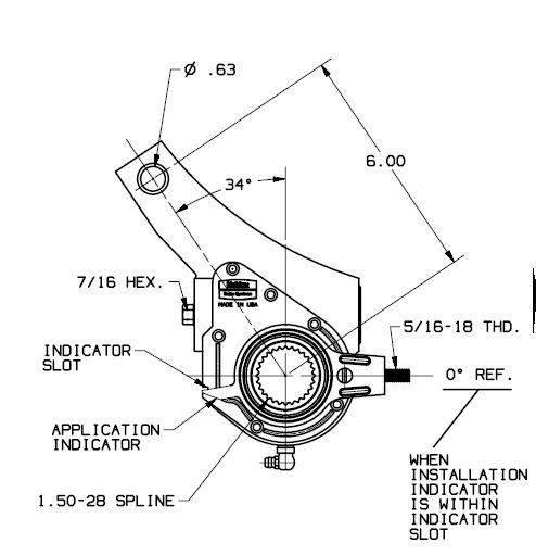 Haldex Brake Diagram
