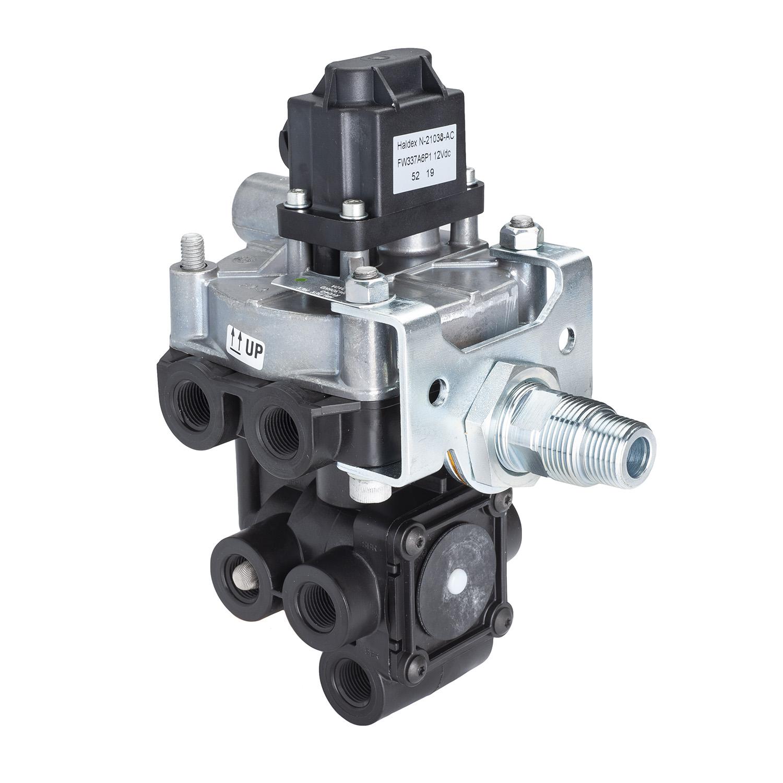 Brake Control Valve : Al abs valve haldex product