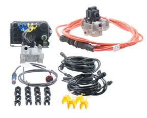 4S/2M ABS Relay or FFABS Valve Kit - Haldex product category on