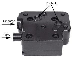9111535400X - Reman  WABCO Air Compressor - Haldex product